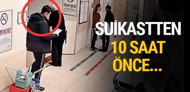 Büyükelçi Karlov'un katilinin yeni görüntüleri ortaya çıktı! Suikastten 10 saat önce...