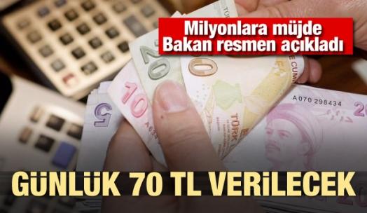 """İŞKUR'a gelen anneye günlük 70 TL  """"İŞ'TE ANNE PROJESİ"""""""