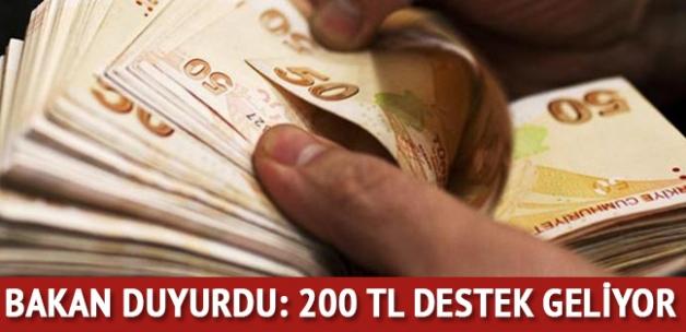 Aile Bakanlığı duyurdu! 200 TL elektrik fatura desteği