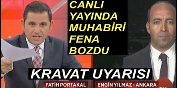 Bu sözler sana yakışmadı Fatih Portakal