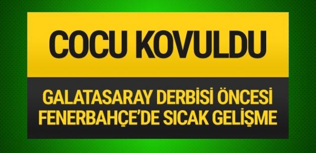 Fenerbahçe'de beklenen gelişme: Cocu görevden alındı!