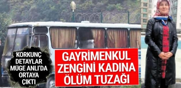 Müge Anlı'da her şey ortaya çıktı Nazmiye Oruçoğlu'na ölüm tuzağı