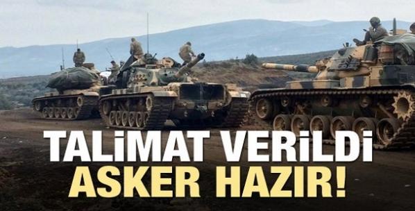 Talimat verildi, Türk Komandosu hazır! İşte ilk hedef!