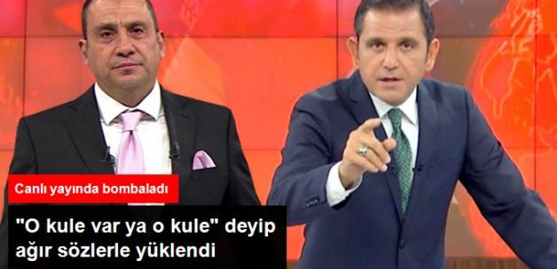 Erkan Tan'dan Fatih Portakal'a Ağır Sözler: Hazımsızlığını Kustu