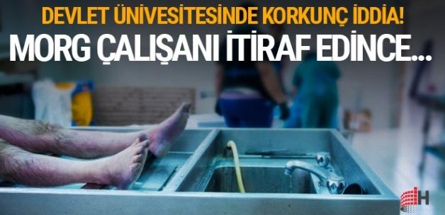 Kocaeli Üniversitesi'yle ilgili korkunç iddia!