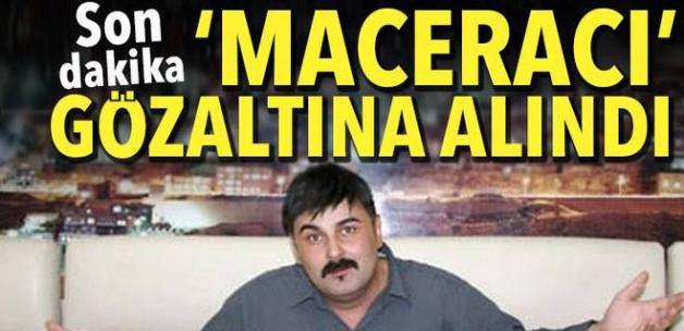 Maceracı' programını sunan Murat Yeni gözaltına alındı