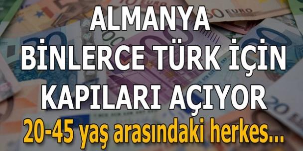 O ülke Türkiye'den binlerce işçi alacak! Detaylar bugün açıklandı
