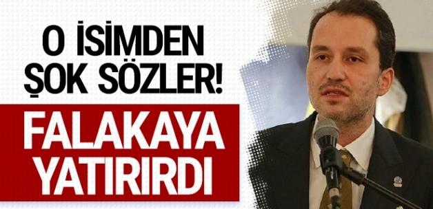Temel Karamollaoğlu'ndan Fatih Erbakan'a tepki!
