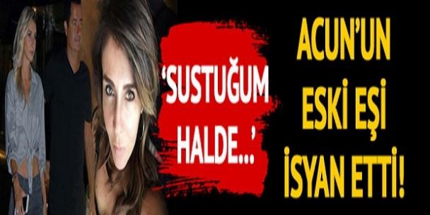 Acun Ilıcalı'nın eski eşi Zeynep Yılmaz isyan etti! 'Sustuğum halde...'