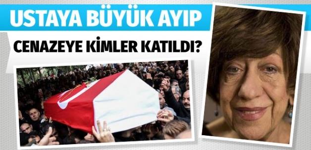 Ayşen Gruda'nın cenazesi son yolculuğuna uğurlandı cenazeden görüntüler
