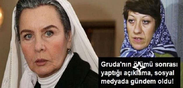 Fatma Girik'in, Ayşen Gruda İçin Yaptığı Açıklama, Sosyal Medyada Gündem Oldu