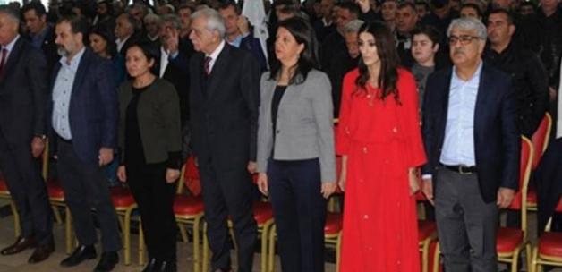 HDP'nin aday tanıtım toplantısında büyük skandal!