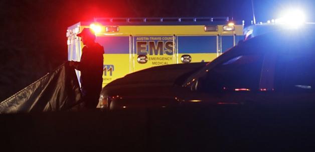 ABD'DE 5 polis yaralandı, saldırgan..
