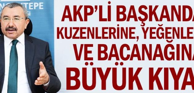AKP'li Sancaktepe Belediye Başkandan kuzenlerine, yeğenlerine ve bacanağına büyük kıyak
