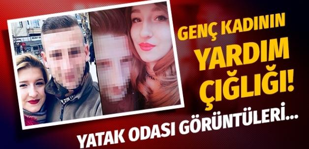 Antalya'da genç kadının yardım çığlığı!