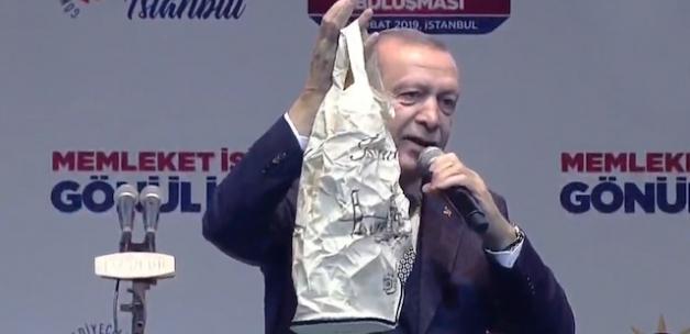 Cumhurbaşkanı Erdoğan: Kenevir torba dağıtılacak