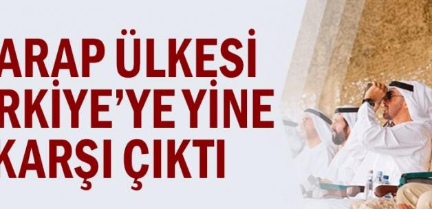 """O Arap ülkesi Türkiye'ye yine karşı çıktı. """"KÜRTLERİ DESTEKLİYORUZ"""" İP..LER Herzaman satar"""