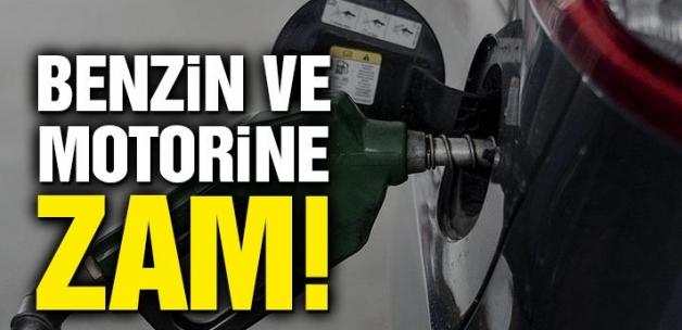 Son Dakika… Benzin ve motorine zam!