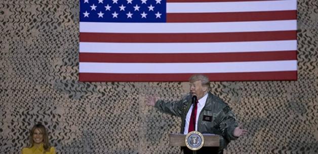 Trump'a karşı harekete geçtiler! 'Irak, babanın çiftliği değil'