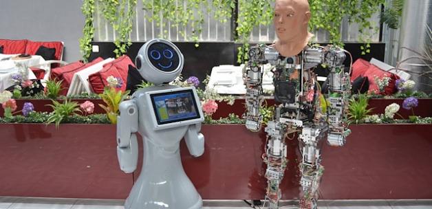 İnsansı robot yeni yeteneklere kavuştu