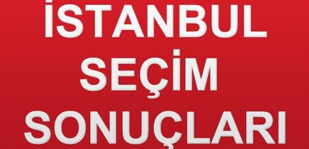 İstanbul Seçim Sonuçları - 31 Mart 2019 İstanbul Seçim Sonucu
