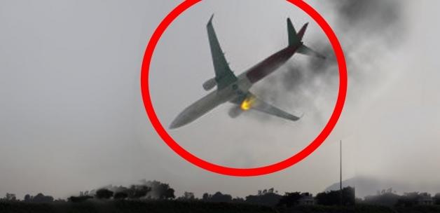 Havada panik: Atatürk Havalimanı'na geri döndü