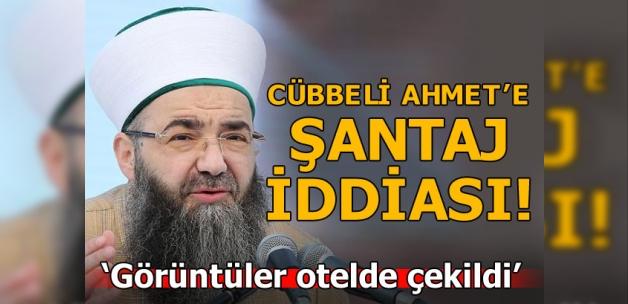 Cübbeli Ahmet'e şantaj iddiası!