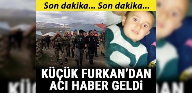 Küçük Furkan'dan acı haber geldi!