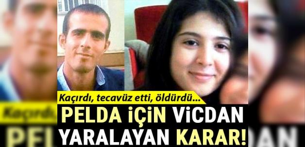 Tecavüze uğrayıp öldürülmüştü…