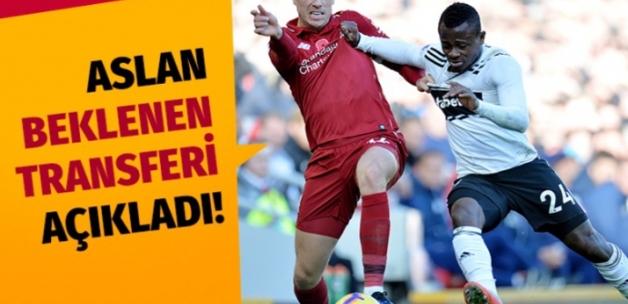 Galatasaray'dan KAP'a Jean Michael Seri açıklaması