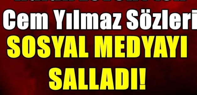 Cem Yılmaz'ın, Haluk Levent'e 'Büyük vurgun' göndermesi yaptığı iddiası ortalığı karıştırdı