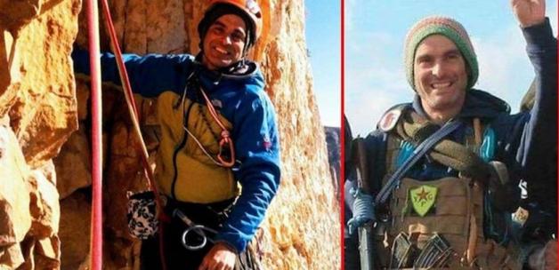 Himalaya'ya YPG paçavrasını dikmek isteyen terörist dağcı düşerek öldü