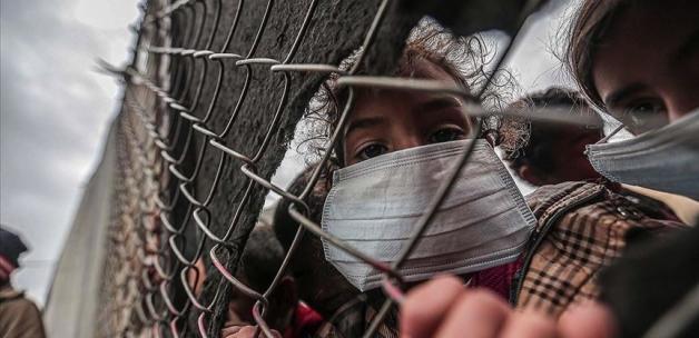 AB'den Kovid-19 nedeniyle Suriye'de ateşkes çağrısı
