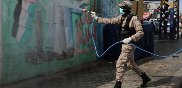 Abluka altındaki Gazze'den dünyaya 'koronavirüsle mücadelede acil yardım' çağrısı