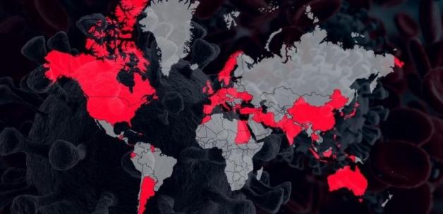 Corona virüste can kaybı 14 bini aştı! İşte Türkiye ve dünyada son durum…