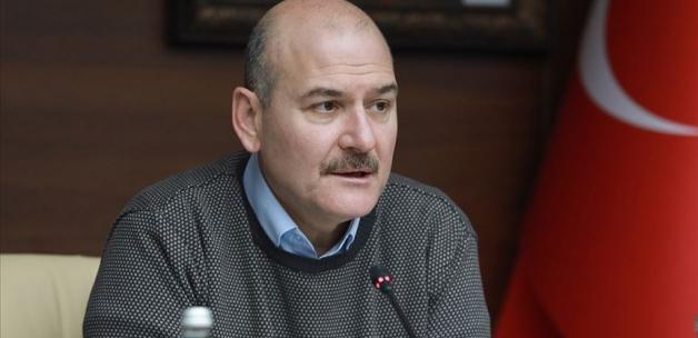 İçişleri Bakanı Soylu'dan 65 ve yaş üstü vatandaşlara çağrı