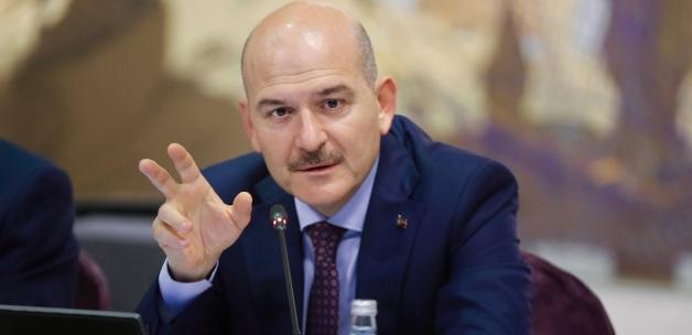 İçişleri Bakanı Soylu, karantinadaki kişi sayısını açıkladı