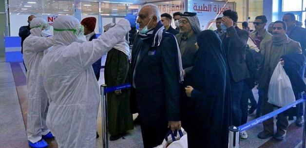 Irak'ta Korona Virüs Bilançosu 24 Ölü 266 vaka var
