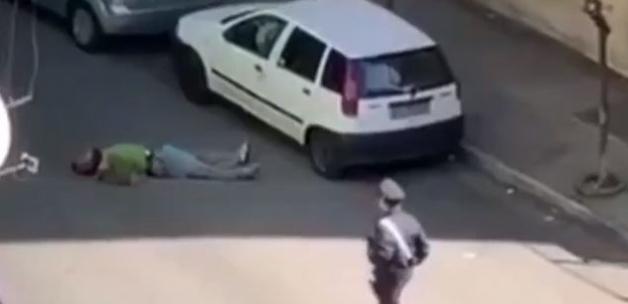 İtalya'da dehşet veren görüntüler! Ölümler artık sokağa taştı