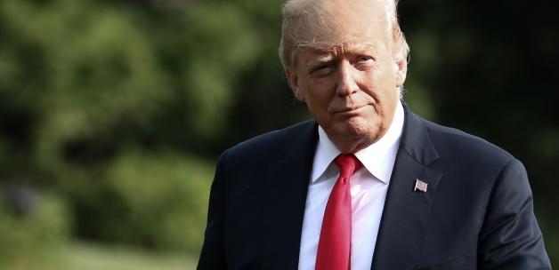 Trump 'Çin virüsü' deyip resti çekti!