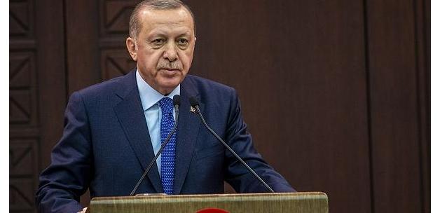 Cumhurbaşkanı Erdoğan'dan son dakika açıklaması.. Alınan yeni tedbirleri açıkladı...