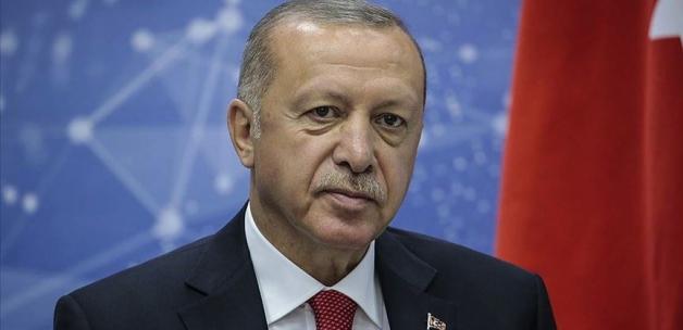 CANLI- Cumhurbaşkanı Erdoğan: Kovid-19 hastalığı döneminde belediyelerimize çok daha önemli görevler düşüyor