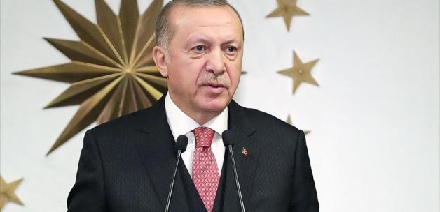 Cumhurbaşkanı Erdoğan: Mücadeleyi örnek bir sınav vererek atlatacağız