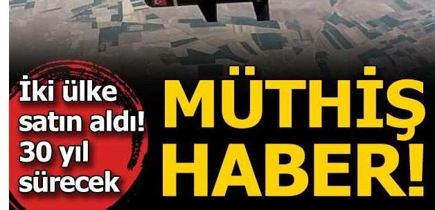 Son dakika... Türkiye'den iki ülkeye yerli mühimmat satışı
