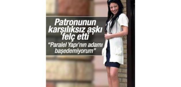 24 yaşındaki genç kızın, patronu yüzünden hayatı karardı.
