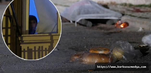 Konya'da marketten dönen çift komşuları tarafından öldürüldü