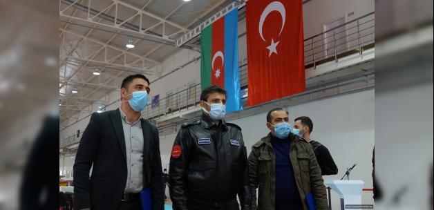 Azerbaycanlı askerler TB2 SİHA eğitimini tamamladı