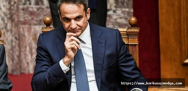 Yunanistan Başbakanı Miçotakis'ten haddsiz sözler