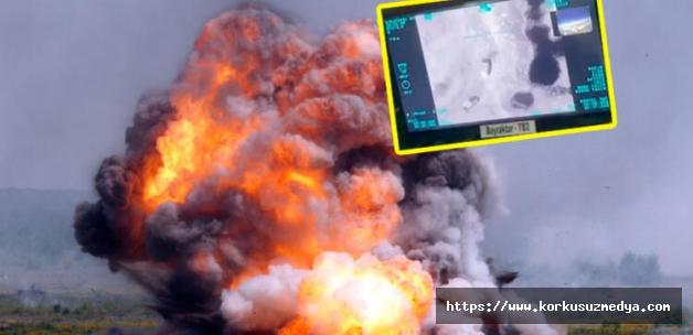 Son dakika haberi... Bayraktar TB2 Avrupa'nın göbeğinde vurdu! Dünya şaşkın...