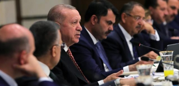 AK Partili belediye başkanlarına Erdoğan'dan 11 prensip uyarısı: İmar düzenlemelerinde şaibeye yer vermeyin.....